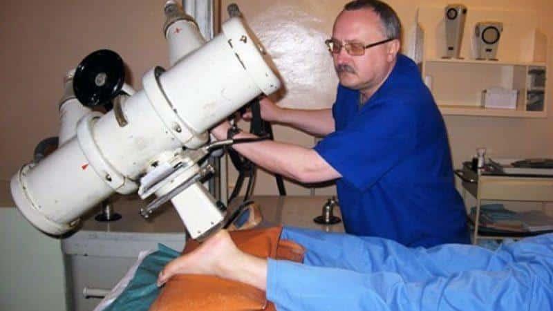 Как лечат пяточные шпоры рентгеновскими лучами