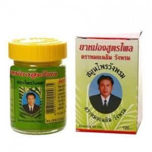 На сколько эффективны тайские бальзамы