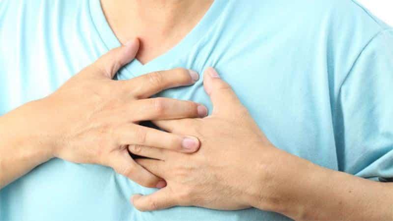 Почему хрустит в грудной клетке