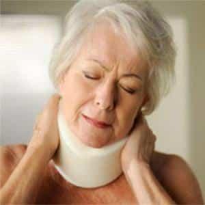 Что делать, если защемило шею