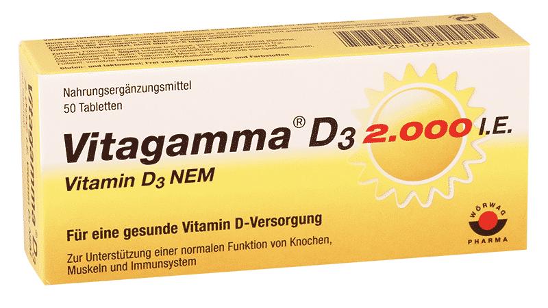 Как применять препарат Витагамма