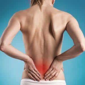 Что делать, если продуло спину