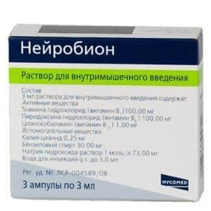 Как применять препарат Нейробион