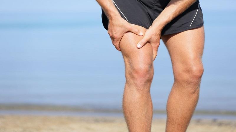Что делать, когда ноет нога от бедра до колена