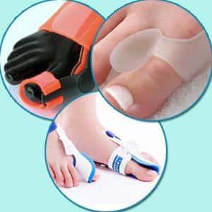 Как подобрать фиксатор для косточки на большом пальце