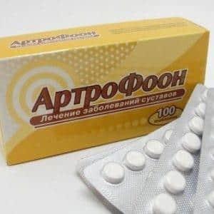 Как применять препарат Артрофоон