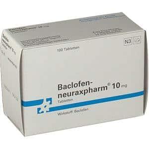 Как применять препарат Баклофен
