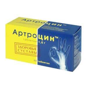 Как принимать препарат Артроцин
