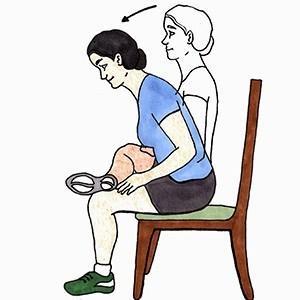 Помогает ли ЛФК при защемлении седалищного нерва