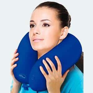 Как выбрать массажную подушку для спины и шеи