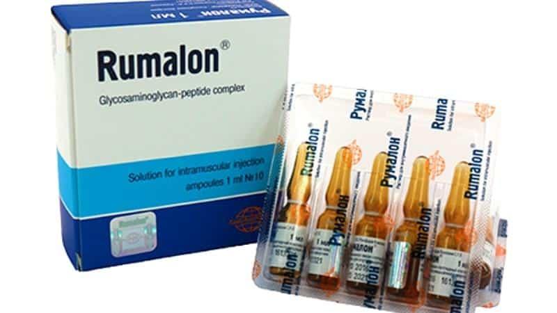 Как применять препарат Румалон