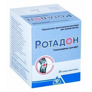 Как применять препарат Ротадон