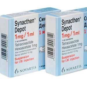 Как применять препарат Синактен Депо