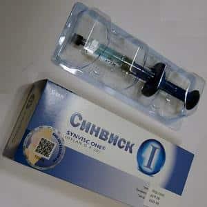 Как применять препарат Синвиск