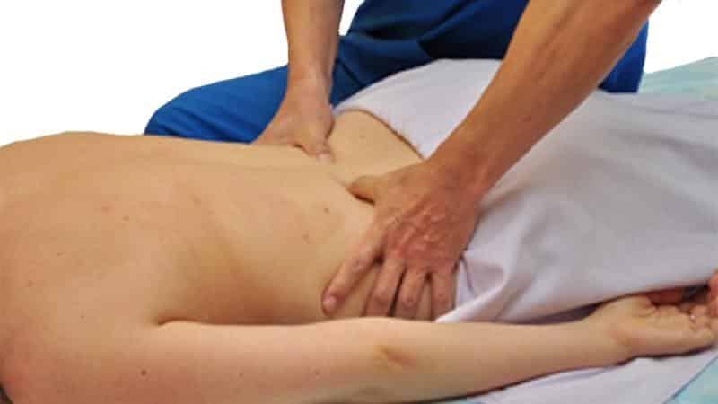 Помогает ли массаж при защемлении седалищного нерва