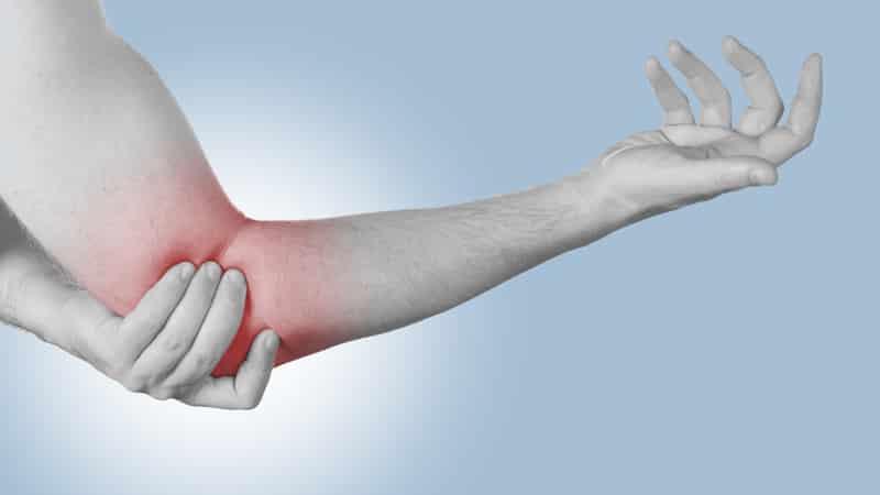 Что делать, если болят руки от локтя до кисти