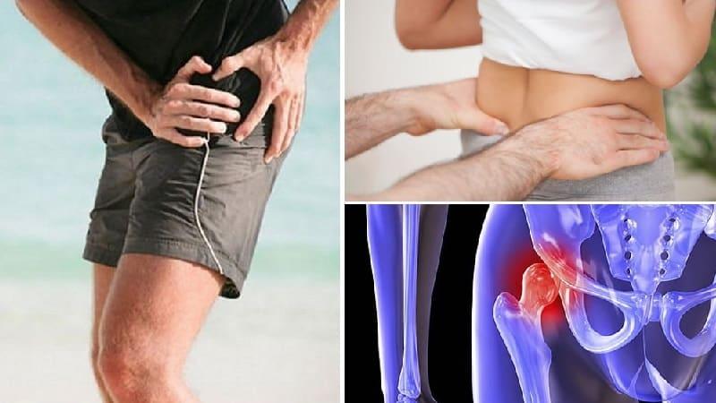 Что делать, когда болит нога от бедра до стопы