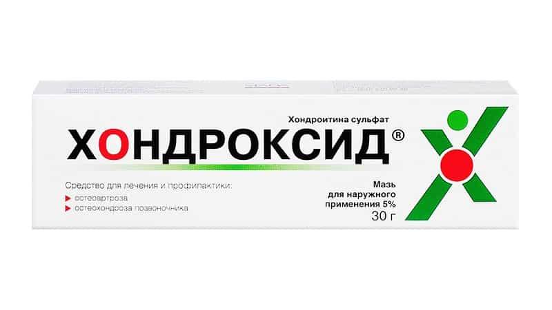 Как применять мазь, гель и таблетки Хондроксид