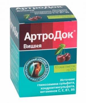 Как применять препарат Артродок