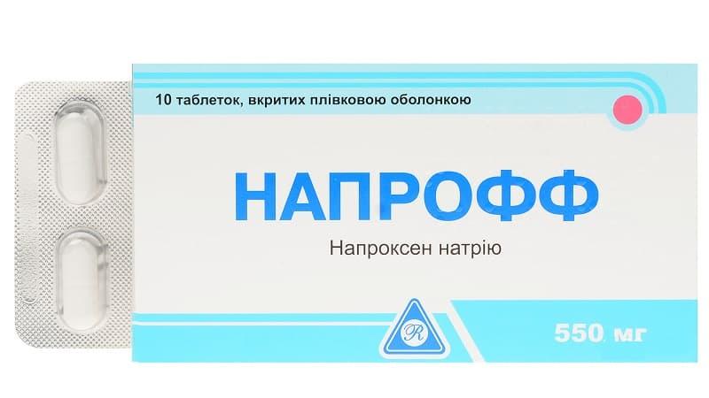 Как применять препарат Напрофф