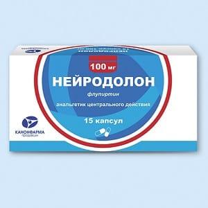 Как применять препарат Нейродолон