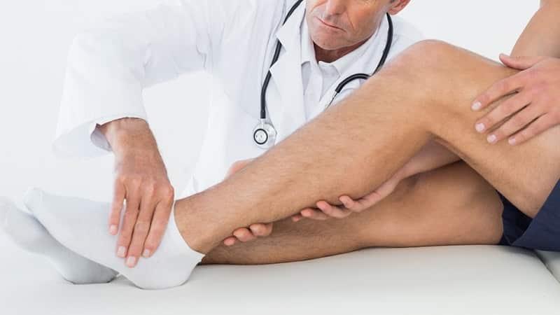 Что делать, если болит и ноет нога