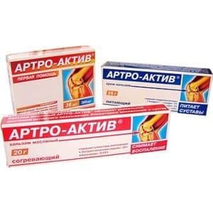 Как применять препарат Артро-Актив